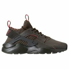 MENS NIKE AIR HUARACHE RUN ULTRA SE CARGO KH CASUAL SHOES MEN'S SELECT YOUR SIZE