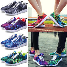 Men Women Sneakers Sport Athletic Shoe Mesh Breathable Jogging Gym Unisex Shoes