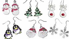 Fabulous Christmas themed Earrings choose from a range of styles