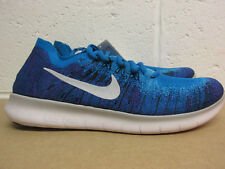 Nike Free RN Flyknit 2017 mens running trainers 880843 403 sneakers shoes SAMPLE