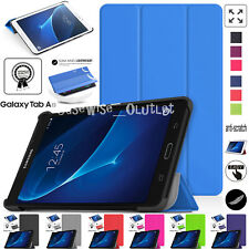 """Smart Stand Case Cover For Samsung Galaxy Tab A6 10.1"""" T580 T585 7"""" T280 8"""" T380"""