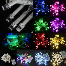 10M 80 LED Fairy String Lights Christmas Party Festival Decor Strip Light Lamp