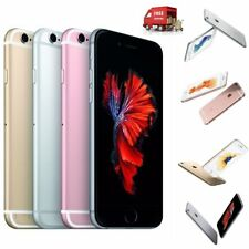 Apple iPhone 6S Factory Unlocked Rose Doré Gris sidéral Argent 16/32/64Go 128YT