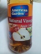 American Garden apple cider Vinegar, 473ml IMPORTED FROM USA