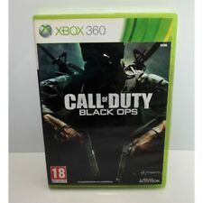 JUEGO XBOX360 CALL OF DUTY BLACK OPS