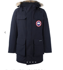 NEW AND GENUINE Canada Goose Men's Citadel Parka XL (Style 4567M).