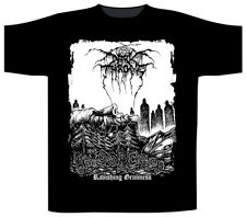 DARKTHRONE 'RAVISHING Grimness' T-SHIRT - Nuevo y Oficial