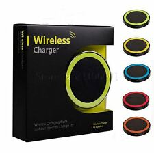 Chargeur Wireless sans Fil  Induction Qi et patch pour samsung apple android