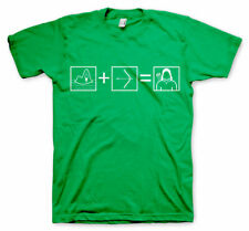 Officially Licensed Arrow Riddle Men's T-Shirt S-XXL Sizes