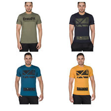 Reebok Rcf Poly Hommes Collection Automne Hiver 2017 T-Shirt Top Manches Courtes