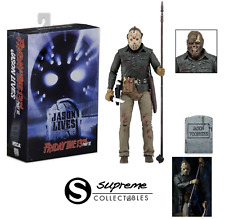 "Neca Jason Voorhees Friday the 13th Part 6 VI Ultimate 7"" Action Figure New"
