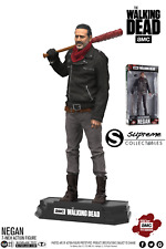 "The Walking Dead Negan & Lucille 7"" McFarlane Toys The Walking Dead Negan 7"" New"