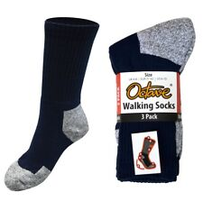 OCTAVE® Ladies Trekking Cushioned Walking Socks - 3 Pairs or 6 Pairs