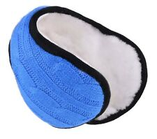 NEW Winter Knitted Earmuffs Ear Warmer Women Girls Ear Muffs Earlap Warmer Gifts