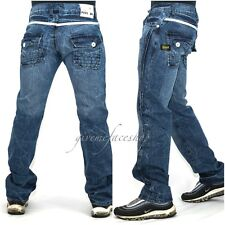 Peviani BEVERLY G Jeans, HIP HOP URBAN DRITTO Jeans, Star UOMINI, Time Is Money