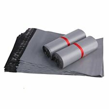 STRONG Grey Mailing Postage Bags Postal Poly Packing Posting VARIOUS MIXED SIZES