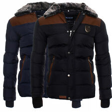 Geographical Norway uomo Inverno Giacca Trapuntata invernale S S-3XL NUOVO