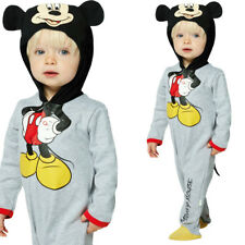 Disney Baby Mickey Mouse Romper Costume Fancy Dress Licensed 0-18 Months Amscan