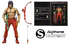 "NECA RAMBO VIDEO GAME APPEARANCE - 7"" action figure - FIRST BLOOD PART II (1988)"