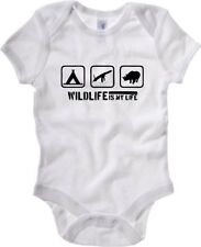 Body neonato SP0151 Wildlife Maglietta