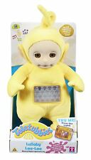 Teletubbies Lullaby Laa-Laa or Po Soft Toy - Brand New