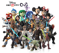Disney Infinity Figures - 1.0/2.0/3.0 (Wii/Wii U/PS3/PS4/Xbox 360/Xbox One/3DS)