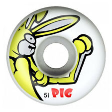 Ruote da Skateboard Pig Wheels Team Rabbit 51mm