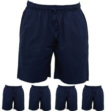 """OFFERTA French Connection Mens Draw Linen Shorts Marine X-Small Waist 28"""""""