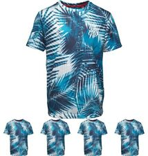 OFFERTA DFND London Boys Canapy T-Shirt Blue Age 5-6 Years 110cm Height Size 5