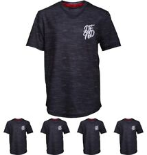 OFFERTA DFND London Boys Wilshaw T-Shirt Black Age 5-6 Years 110cm Height Size 5