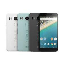 "5.2"" LG Nexus 5X H791 32GB 4G Android 7.1 Unlocked smartphone - Black/white/blue"