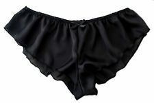 MICRO FRENCH KNICKERS Silky Satin panties sexy Lingerie Multiple Colours