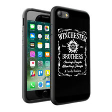 Supernatural Winchester Design Phone Case Cover For Various Phone Models 0002