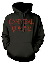 CANNIBAL CORPSE 'Dripping Logo' Pull Over Hoodie - Nuevo y Oficial