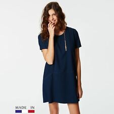 BrandAlley La Collection - Astrid - Vestido corto - azul marino
