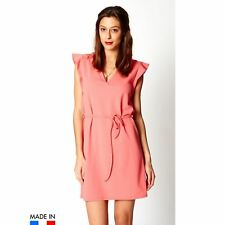 BrandAlley La Collection - Vestido corto - coral