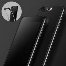 Case For iPhone 8 7 Hybrid Luxury Ultra Thin ClearGel TPU Soft Cover Skin