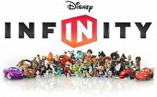 Disney Infinity 1.0 - 2.0 - 3.0 Personaggi - Mondi - Playset - Piattaforme - CD