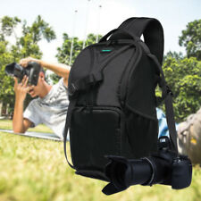 Digital Camera Sling Backpack Bag For DSLR And Mirrorless Cameras Canon Pentax