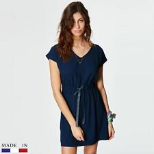 BrandAlley La Collection - Juliette - Vestido corto - azul marino