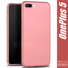 Couvercle Du Logement OnePlus 5 OP5 Case Silicone Tpu Sandstone Frosted Gel