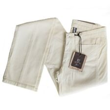 9.2 CARLO CHIONNA Jeans Pantalone Donna col.Beige tg.varie |- 78% OCCASIONE |