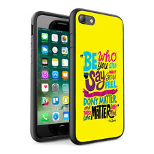 Quotations Design Hard Phone Case Skin Cover For Various Phone Models 0025