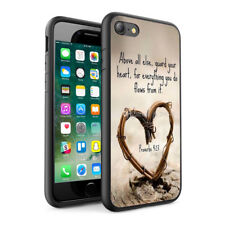 Quotations Design Hard Phone Case Skin Cover For Various Phone Models 0032