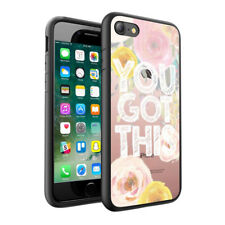 Quotations Design Hard Phone Case Skin Cover For Various Phone Models 0096