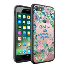 Quotations Design Hard Phone Case Skin Cover For Various Phone Models 0097