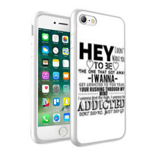 Quotations Design Hard Phone Case Skin Cover For Various Phone Models 0106