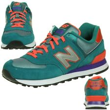 New Balance Wl 574 TPB Deportiva Clásica Zapatos Mujer Verde wl574tpb