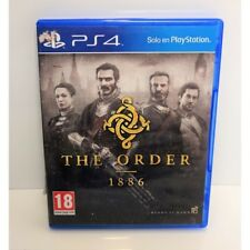 JUEGO PS4 THE ORDER 1886