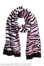 KENZO H&M TIGER PATTERNED SCARF ONE SIZE
